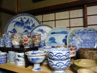 お皿・入れ物などの陶器