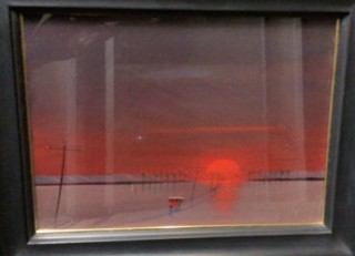 斎藤 真一 紅い陽の村を買い取りしました