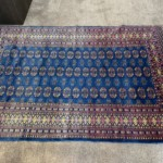 ウール製手織り絨毯をお買取り致しました