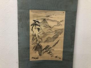 リーチ 風景画